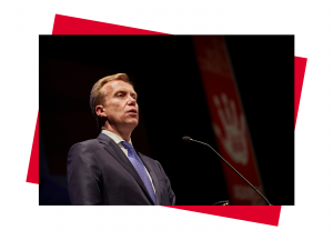 03 - 6th World Congress Against the Death Penalty - Opening Ceremony - Borge Brende